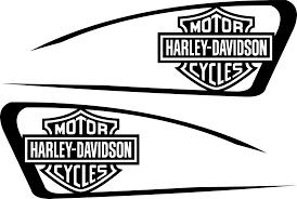 Harley Decals Airbrush Gas Tank Stencils Vinyl Harley Davidson Decals Harley Davidson Stickers Harley Davidson Crafts