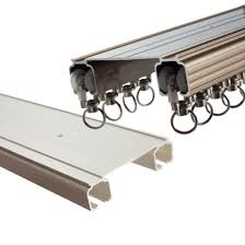 china double track curtain rail for