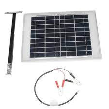 Fenceman Solar Power Kit Horse Electric Fencing Sportsdirect Com New Zealand
