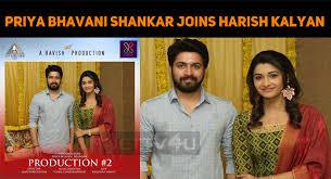 Priya Bhavani Shankar Joins Harish Kalyan! | NETTV4U