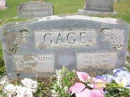 Leomie Iva Sanders Gage (1892-1960) - Find A Grave Memorial