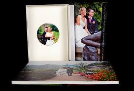 professional wedding photo books