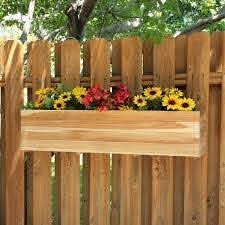 Garden And Patio Raised Wood Bed Garden Box Design For Vegetable Plans Large Backyard Garden Ideas Creative And In Fence Planters Fence Decor Backyard Fences