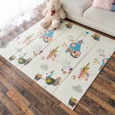 Infantrain Baby Crawling Mat Kids Rug Puzzle Playmat Xpe Foldable Children Developing Mat Kids Carpet Floor Pad To Baby Nursery Play Mats Aliexpress