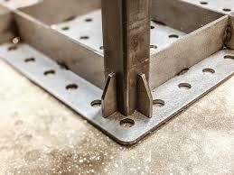 certiflat weld tables must have