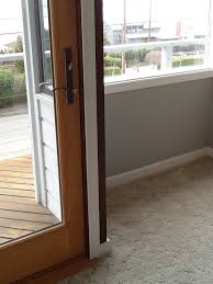 what color paint stain on french doors