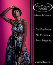 clothing distributor supplier of dresses