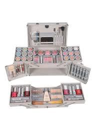 vanity case makeup kit multicolour