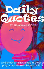 the book of daily quotes wattpad
