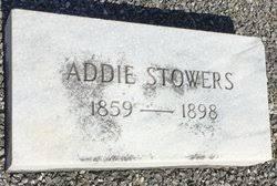 "Rosanah Adaline ""Addie"" Graham Stowers (1859-1898) - Find A Grave Memorial"