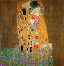 The Kiss By Gustav Klimt Premium Wall Decal Contemporary Wall Decals By Keep Calm Collection