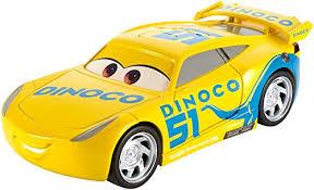 disney pixar cars 3 talking dinoco cruz