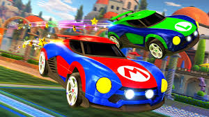 Some Rocket League Cosmetics, Like the Mario Cars, Can't Move Between  Platforms