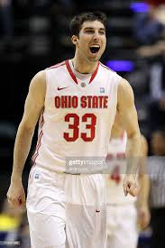 Jon Diebler of the Ohio State Buckeyes reacts against the Michigan... News  Photo - Getty Images