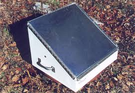 the halacy solar oven project