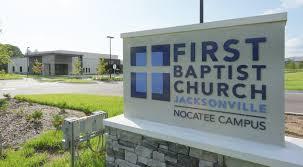 first baptist church of jacksonville