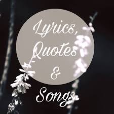 lyrics quotes songs home facebook