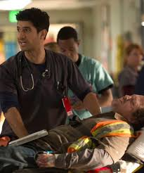 "Raza Jaffrey on ""Code Black"" – DuJour"