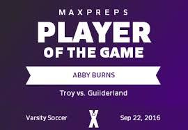 Abby Burns' (Troy, NY) Awards   MaxPreps