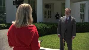White House touts infrastructure agenda ahead of Trump's trip to Georgia |  WBOY.com
