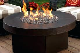 fire pit propane fire pit coffee table