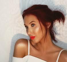 jacqueline hill makeup insram