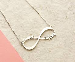 meaning of an infinity necklace