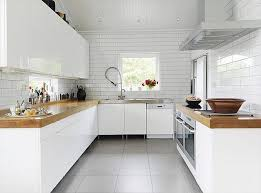 wood counters kitchen design