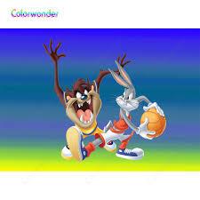 لوني تونز خلفيات للتصوير الفوتوغرافي البق الأرنب و لويبايزهاي مضحك