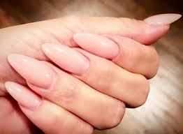 how to young nails no sculpt hard gel