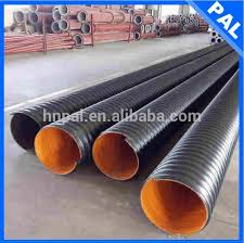 6 corrugated drain pipe