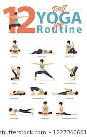 yoga asana images stock photos