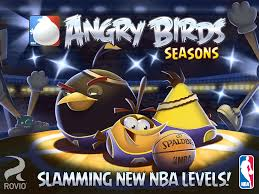 Angry Birds Season update (4.2.0) brings NBA Episode