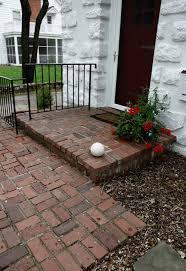 repair brick patio mortar to prevent