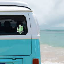 Cactus Personalized Window Decal Bumper Sticker Car Window Decal Vinyl Car Decal Yeti Tumbler Decal Wall Decal Laptop Decal Peel And Stick Vinyl Decals