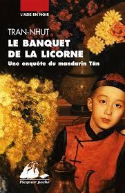 LE BANQUET DE LA LICORNE (ASIE EN NOIR POCHE): Tran-Nhut: 9782809702682:  Amazon.com: Books