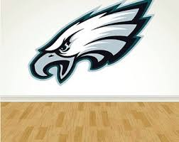 Eagles Wall Decal Etsy