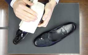 patent leather luxury shoe care guide