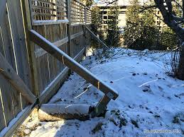Bracing Wood Fence Posts Fence Building Instruction Guide
