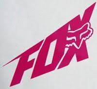 Fox Racing Swifty Sticker Sticker Blimp Decals