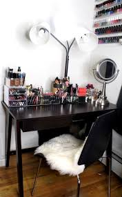 how to decorate a makeup vanity how to