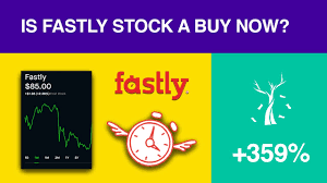 IS FASTLY STOCK STILL A BUY NOW? - YouTube