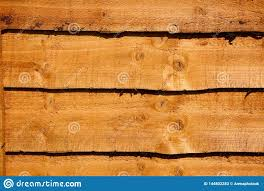 Horizontal Fence Panel Stock Image Image Of Traditional 144802283