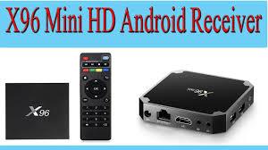 2020 Budget Android 7.1.2 Nougat TV Box - X96 Mini 4K - Under $30. - YouTube