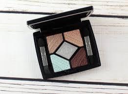 dior 5 colour parisian sky eyeshadow