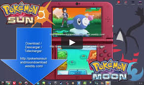 Download Pokémon Sun 3DS DEMO Citra Emulator N3DS ROM[LINK] on Vimeo