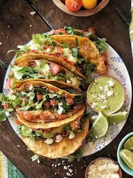 en street tacos the skinnyish dish