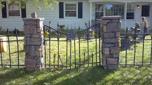 Other Show Us Your Cemetery Fences And Tutorial Links Build Photos Page 3 Halloween Forum