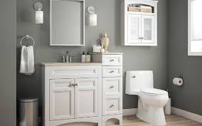 bathroom cabinet storage ideas wall