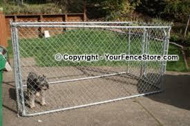 Dog Kennel Kits 4 X 4 X 8 Dog Fences